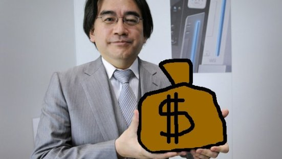 NIntendo money