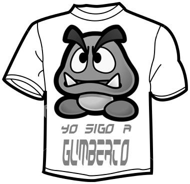 Gumberto tshirt