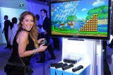 Imágenes – Celebridades jugando al Nintendo WiiU