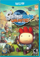 Scribblenauts Unlimited para el Wii U incluira personajes deNintendo
