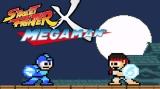 ¡Descarga gratis el juego de MegaMan x StreetFighter!