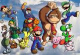 Final del día feliz – ¿Smash Bros y StarWars?