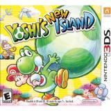 3DS: Portada de Yoshi's New Islandrevelada
