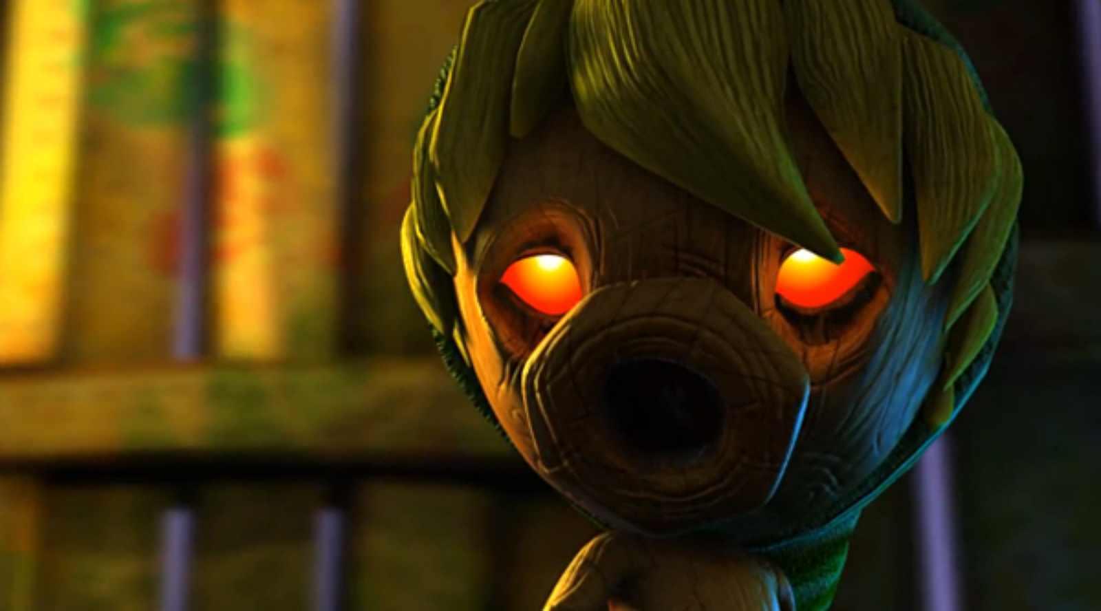 Majora's Mask kink