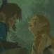 3 :Nuestras oraciones van a que por fin podamos ver el romance entre Zelda y Link. Es hora de que el héroe y la princesa se den un beso.