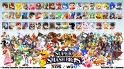 3: Super Smash Bros Con muchos más personajes, niveles e ítems que las versiones anteriores, Super Smash Bros Wii U llego al sistema para triunfar. Sus graficas son un testamento al poder que tiene la pequeña consola de Nintendo. Sin duda uno de los mejores.